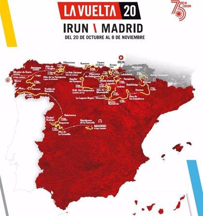 La Vuelta modifica el recorrido de la sexta etapa por la emergencia sanitaria decretada en Francia
