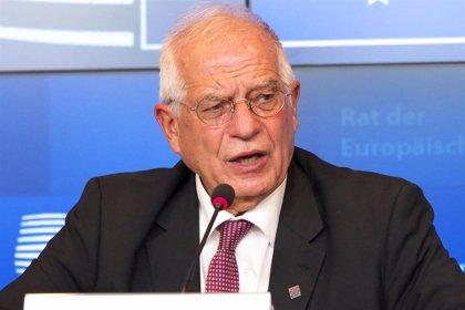 """La UE subraya la necesidad de formar """"rápidamente"""" un Gobierno """"creíble"""" en Líbano tras la designación de Hariri"""
