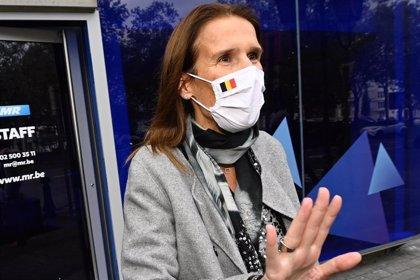 Pedro Sánchez desea una pronta recuperación a la ex primera ministra de Bélgica