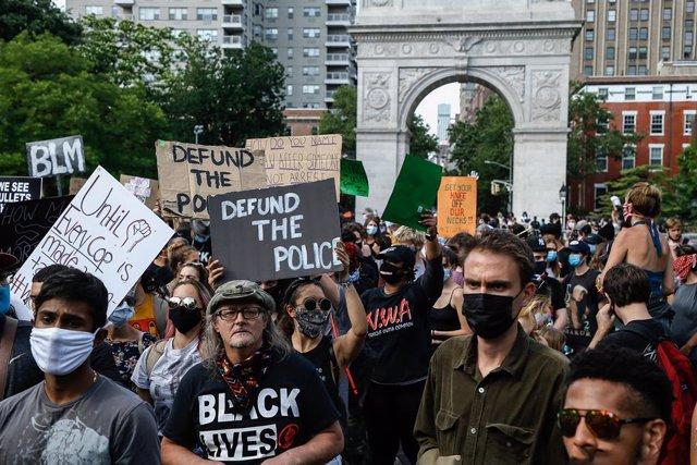 """EEUU.- Nueva York iniciará un proceso legal contra la designación como """"jurisdic"""