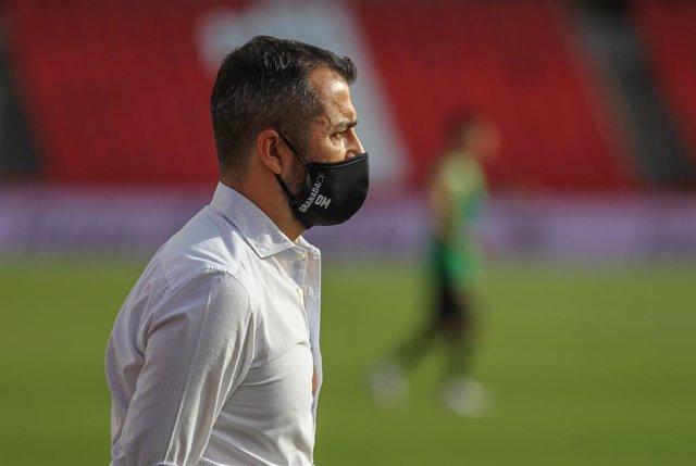 """Fútbol/Liga Europa.- Diego Martínez: """"Hemos jugado a la máxima expresión de nues"""