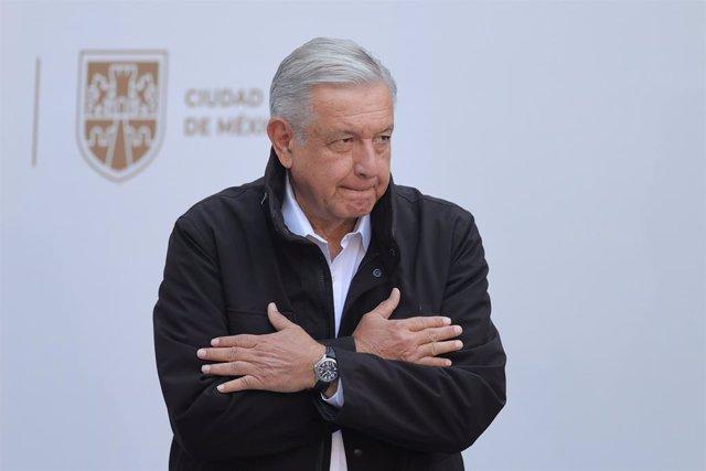 """AMP.- México/EEUU.- López Obrador anuncia un """"buen acuerdo"""" con EEUU para cumpli"""