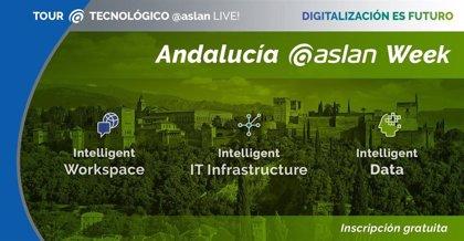 El tour 'ASLAN Live!' llega a Andalucía poniendo el foco en la tecnología para reducir el impacto de la crisis