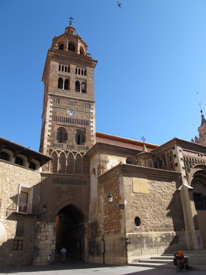 La Catedral de Teruel se abrirá exclusivamente para el culto a partir de lunes