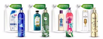 P&G Beauty anuncia el lanzamiento de su primer sistema de botellas de aluminio reutilizables y rellenables