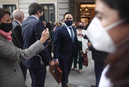 """Abascal dice que los gobiernos con el PP no peligran a pesar de la """"agresión"""" de Casado: """"No va a tener respuesta"""""""