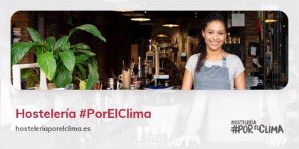Hostelería #PorElClima apuesta por la sostenibilidad para el sector con nuevas iniciativas contra el cambio climático