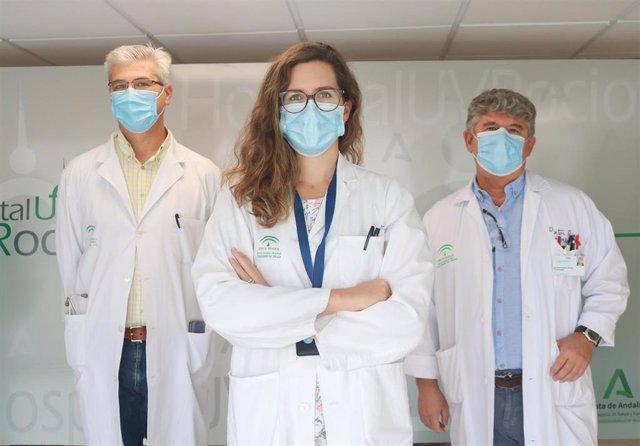 Especialistas en Farmacia del Hospital Universitario Virgen del Rocío