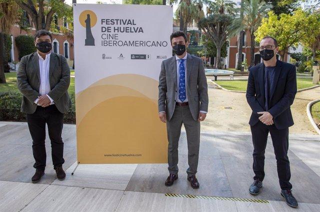 Huelva.- Cajasur renueva su compromiso con el Festival de Cine de Huelva