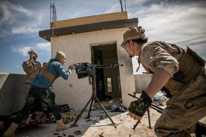 Las partes enfrentadas en Libia firman un acuerdo de alto el fuego permanente