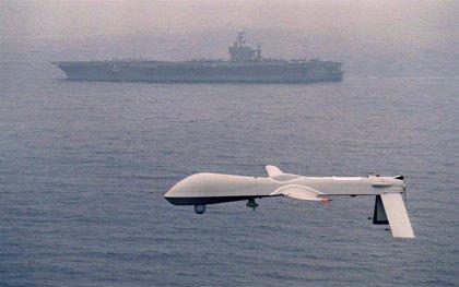 Mueren más de 15 miembros de la rama de Al Qaeda en Siria y cinco civiles en un bombardeo de un dron de EEUU en Idlib