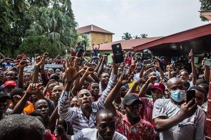 El Gobierno de Guinea moviliza al Ejército para acabar con las protestas postelectorales