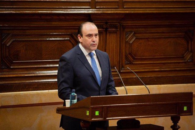 Daniel Serrano, del PP