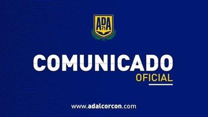 """El Alcorcón y LaLiga confirman que sus nueve positivos fueron """"erróneos"""""""