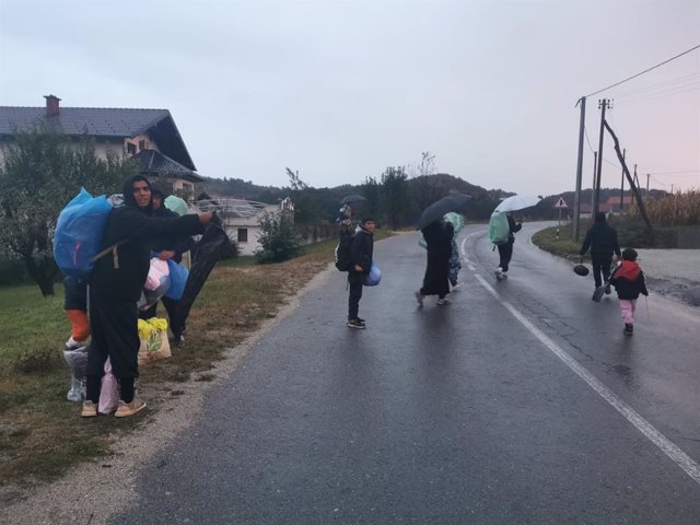Europa.- No Name Kitchen alerta de que más de 4.000 migrantes están viviendo a l