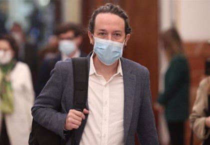 El juez archiva la investigación sobre la supuesta 'Caja B' de Podemos pero mantiene abierta el resto de la causa