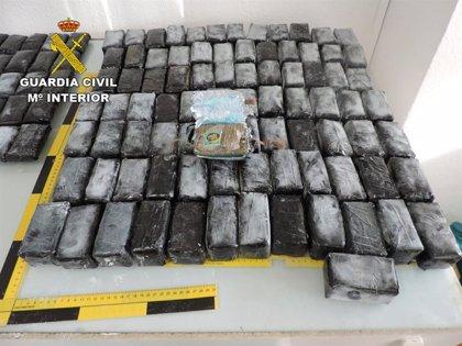 Las detenciones por drogas aumentaron un 1,33% en C-LM durante 2019