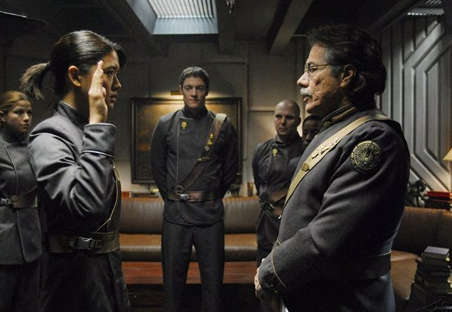Imagen de la serie Battlestar Galactica