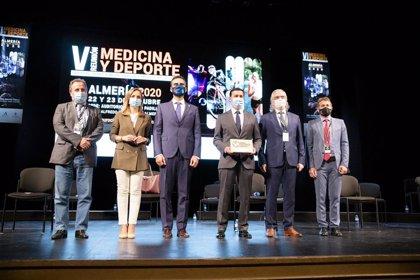 La Reunión de Medicina y Deporte sitúa a Almería en el centro nacional de la investigación médica