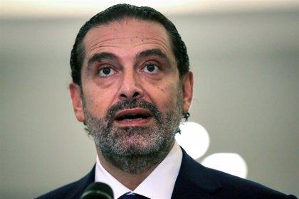 Hariri inicia sus contactos con los bloques parlamentarios de cara a la formación de Gobierno en Líbano