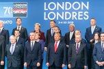 Trump en la cumbre de la OTAN