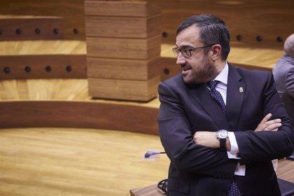 """Remírez afirma que el aval del TSJN a las nuevas restricciones """"muestra el rigor jurídico"""" del Gobierno foral"""