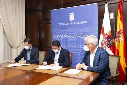 Diputación.-Diputación licita ampliar la Planta de Compostaje que atiende a 56 municipios por 4,3 millones