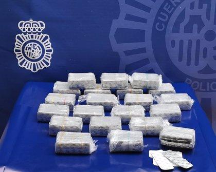 Sucesos.- Detenido en el puerto de Algeciras con destino a Marruecos con 12.600 comprimidos de clonazepan