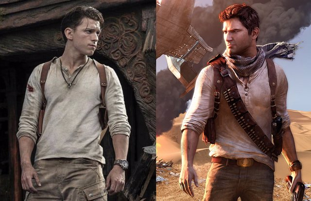 Tom Holland es Nathan Drake en la película de Uncharted