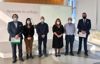 Diputación de Málaga formará en la aplicación de nuevas tecnologías en ganadería y agricultura para fijar la población