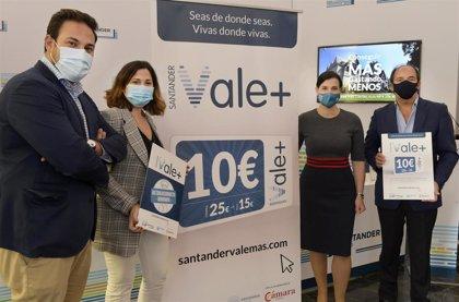 Santander pone en marcha una campaña de compras con vales a 10 euros