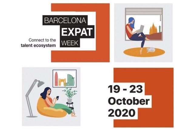 La Barcelona Expat Week acaba amb més de 2.600 participants de 130 països