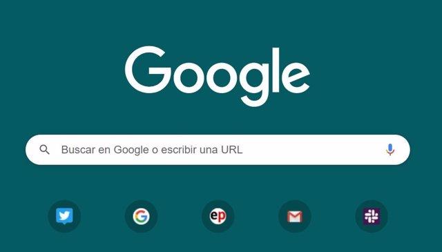 Google prueba a mostrar anuncios de compras al abrir una pestaña nueva en Chrome