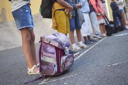 Confinados 382 escolares de Infantil y Primaria de 17 centros educativos de Navarra
