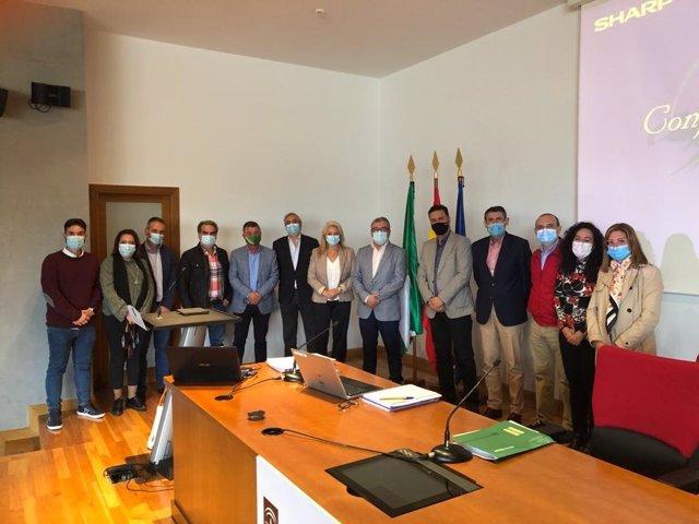 La Junta reúne la Mesa Técnica del SIPAM para impulsar el plan de acción que promocione la uva pasa