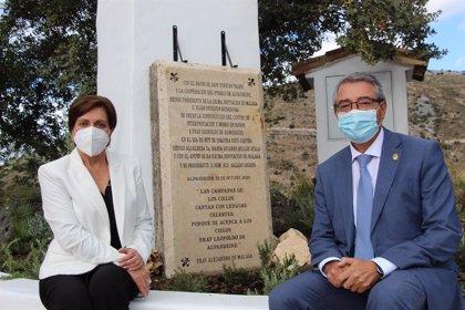 Málaga sumará un nuevo atractivo de turismo religioso con el Centro de Interpretación de Fray Leopoldo en Alpandeire