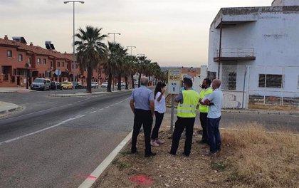 Supera.-Comienzan el lunes las obras de mejora del tramo de la SE-3411 que une Guillena con Las Pajanosas