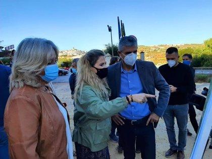 La Junta adjudica las obras para eliminar un tramo de concentración de accidentes en Arcos