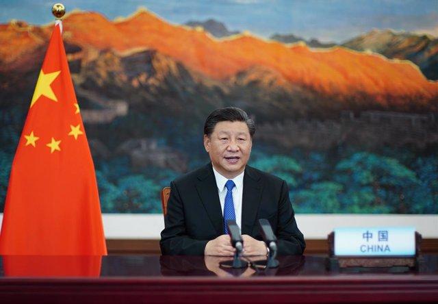 """China/EEUU.- Xi Jinping arremete contra EEUU y condena su """"unilateralismo y extr"""