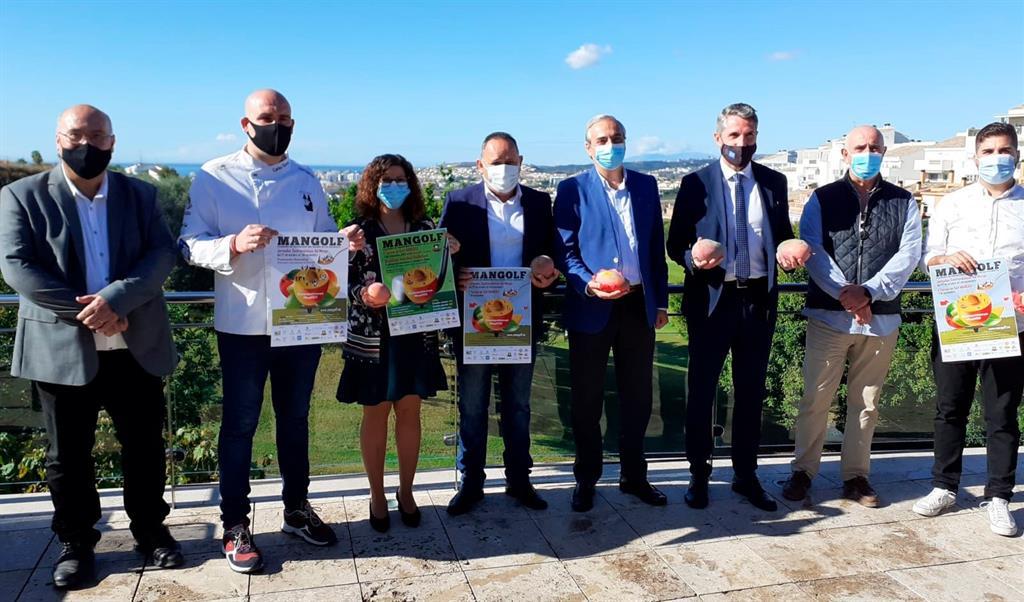 Sabor a Málaga se une a la primera edición de Mangolf, que aúna agricultura, gastronomía, turismo y deporte 3