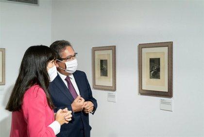 Cajasol.-Fundación Cajasol inaugura la exposición 'Las mujeres de Goya' en la Sala Murillo