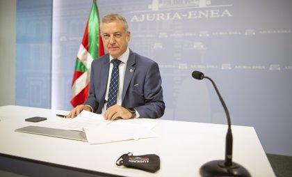 Urkullu solicita formalmente a Sánchez el estado de alarma en toda España y que lo gestionen las autonomías