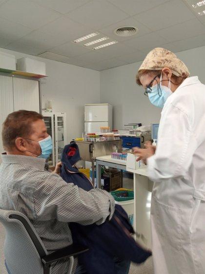 Salud habilita un teléfono específico para pedir cita previa para vacunarse de la gripe