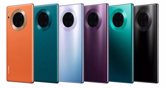 Huawei actualiza Mate 30 Pro con el nuevo procesador Kirin 990E