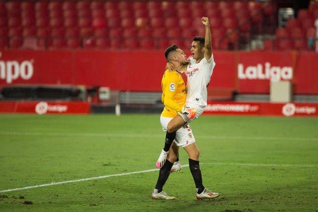 Fútbol/Primera.- (Previa) El Sevilla busca recuperar la sonrisa ante el Eibar y