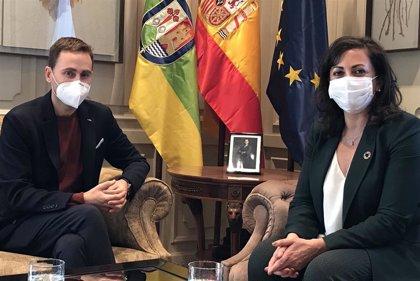 """La presidenta de La Rioja agradece """"la buena disposición de los ayuntamientos"""" para """"frenar el virus"""""""