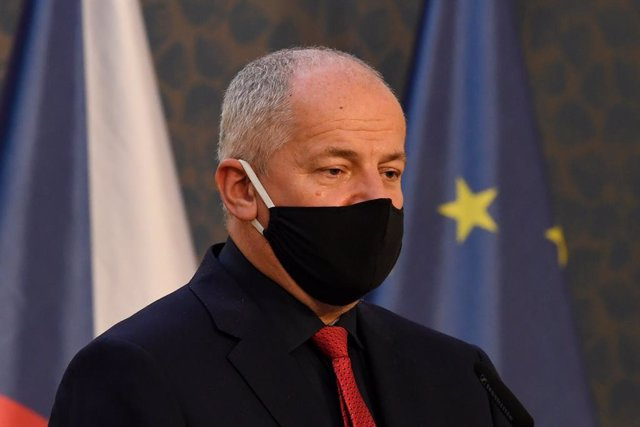 Coronavirus.-El primer ministro de República Checa pide la dimisión del ministro