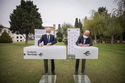 Fundación Ibercaja se suma al movimiento Smart Green de LG para reforestar Aragón
