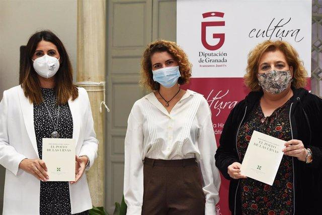 La Diputación de Granada presenta 'Polvo de las urnas', obra ganadora del Premio de Poesía Villa de Peligros