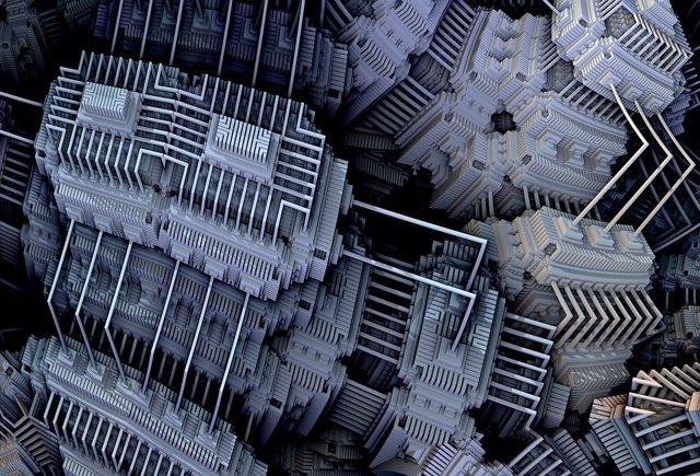 Cristales de tiempo permitirían simular todo Internet con pocos qubit